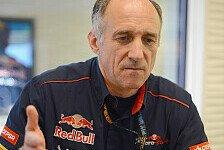 Formel 1 - Franz Tost: F1 gehört nach Europa