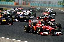 Formel 1 - Überblick: Das tut sich am Fahrermarkt