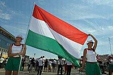 Formel 1 - Zeitplan für den Ungarn GP in Budapest