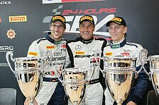 Blancpain GT Serien - Nach Sieg: Maximilian Buhk freut sich riesig