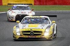 Blancpain GT Serien - Spa: Steve Jans feiert Top-Ten-Ergebnis