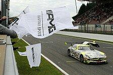 Blancpain GT Serien - 24 Stunden Spa: HTP-Mercedes obsiegt