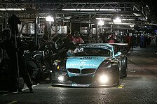 Blancpain GT Serien - BMW: Totalausfall in Spa
