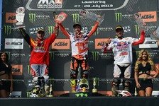 MX/SX - Cairoli gewinnt am Lausitzring