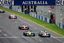 Formel 1 - Australien GP: Alonso der Triumphator beim Chaos GP