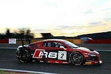 Blancpain GT Serien - Podest in Spa: Mies sehr zufrieden