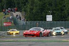 Blancpain GT Serien - Vorschau: BES-Finale am Nürburgring