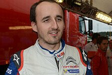 WRC - Best of 2013: Robert Kubica beißt sich durch