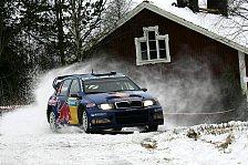 DTM - Ekström & Häkkinen: Skandinavische Rallye-Exkursionen