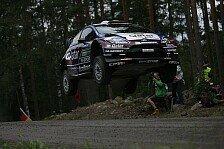 WRC - Neuville will in Deutschland hoch hinaus