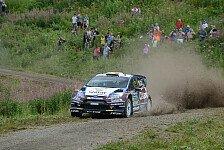 WRC - Neuville: Ein Sieg ist möglich
