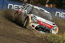 WRC - Matton offenbart neue Philosophie bei Hirvonen