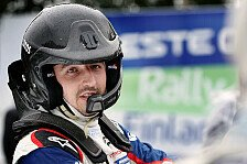 WRC - Kubica: Damit habe ich nicht gerechnet