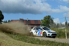 WRC - Video - Rallye Finnland: Tag 2