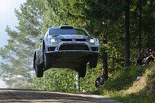 WRC - Ogier verteidigt die Führung