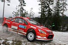 WRC - Mexiko: Grönholm will Punkte, Märtin den Sieg
