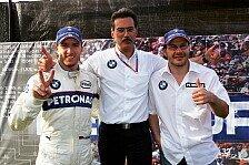 Formel E - Villeneuve nach Test: Ersetzt er Heidfeld?