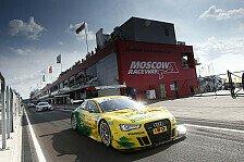 DTM - Moskau: Die Reifenwahl für das Rennen
