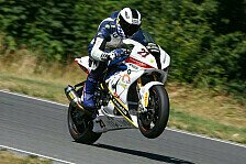 Superbike - Reiterberger startet auf dem Nürburgring