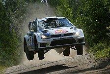 WRC - Mikkelsen auf Beifahrer-Suche?