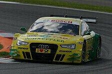 DTM - Rockenfeller siegt bei Audi-Festspielen
