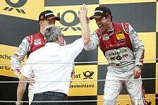 DTM - Bilderserie: Moskau - Die Audi-Stimmen nach dem Rennen