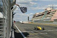 ADAC Formel Masters - Nicolas Beer feiert ersten Sieg