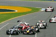 Formel 1 - Australien 2006: Chaos im Park