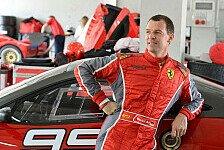 Blancpain GT Serien - Comeback für Hubert Haupt auf die Rennstrecke