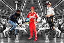 Formel 1 - Das Fahrerkarussell dreht sich