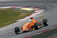 ADAC Formel Masters - Kim-Luis Schramm mit Podestpremiere