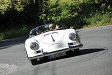 Auto - Porsche: Highlights des rollenden Museums