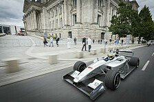 Formel E - Bilder: Formel E in Berlin