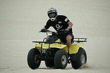 MotoGP - Alex Hofmann auf Sand