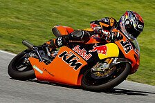 MotoGP - Rennen 125cc: Alvaro Bautista siegt überlegen