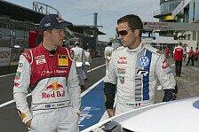 DTM - Ekström: Rallye kein Thema mehr