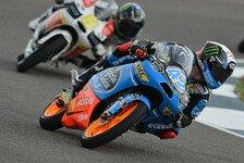 Moto3 - Rins siegt, Marquez-Bruder am Podium