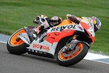 MotoGP - Pedrosa: Noch nicht bei 100 Prozent