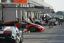 Blancpain GT Serien - Strafen gegen drei der vier Trainingsschnellsten