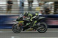MotoGP - Crutchlow verliert Rang vier in letzter Runde
