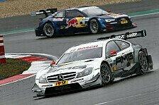 DTM - Vietoris: Die neue Mercedes-Speerspitze