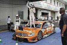 DTM - Bilder: Nürburgring - Sonntag