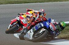 MotoGP - Lorenzo fordert verbesserte Rennmaschine