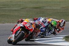 MotoGP - Umfrage: Ist die MotoGP die spannendste Serie?