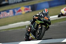 MotoGP - Smith rundet perfekten Tech-3-Tag ab