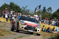 WRC - Shakedown: Warm up für die ADAC Rallye Deutschland
