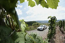 WRC - Video - VW-Rückblick Rallye Deutschland