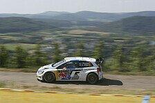 WRC - Latvala übernimmt die Führung
