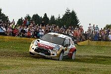 WRC - Neuer Fan-Service bei der ADAC Rallye Deutschland