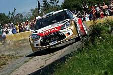 WRC - Hirvonen: Sind aller guten Dinge vier?